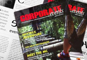 Evenesis featured in Corporate Events Magazine!