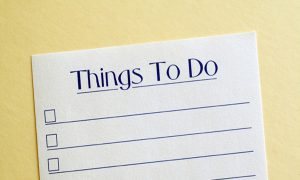 Keeping Track of Your Event Plans