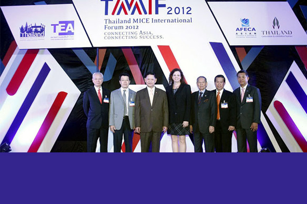 Emphasizing The Basics In The Thailand MICE International Forum 2012