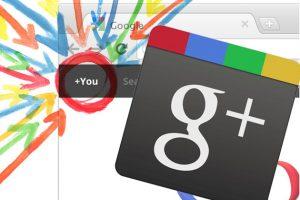 Increasing Visibility Through Google Plus