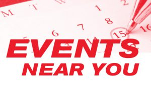 Events Near You – April 2013