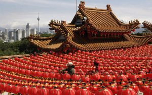 Chinese New Year: the best places to celebrate it