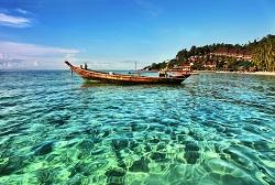 thailand-koh-phangan-crystal-clear-ocean