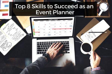 Online Event Planning System: Top 8 Skills to Succeed as an Event Planner