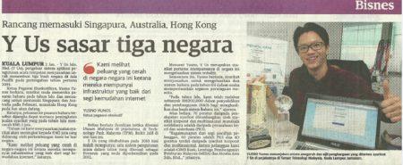 Utusan Malaysia (3 Jan 2014)