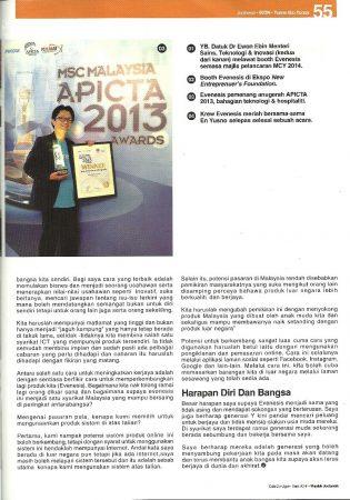 Majalah Jootawan (Edisi 2// Ogos-Sept 2014) – Page 4
