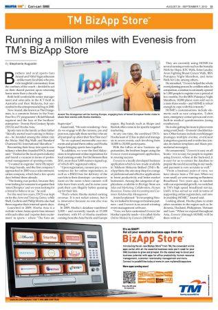 Malaysia SME (Issue Aug 25 – Sept 7 2012)