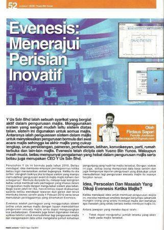 Majalah Jootawan (Edisi 2// Ogos-Sept 2014) – Page 1